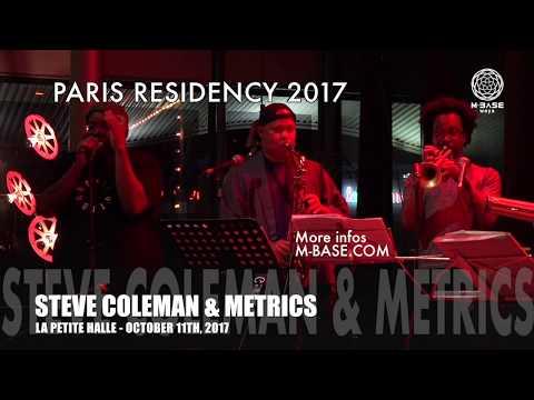 Steve Coleman & Metrics Improvisation with Kokayi at La Petite Halle Paris Residency