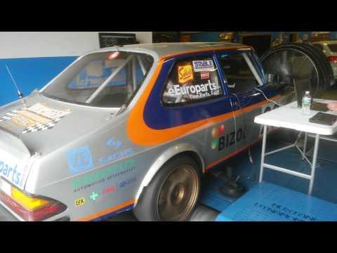 Norma The Turbo SAAB - Dyno Run