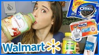 Name Brand vs. Store Brand: Walmart!