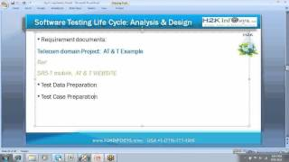 QA Tutorial for Beginners | QA Online Training | Banking Project | QA Testing Interview questions