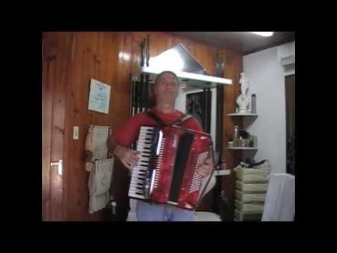 La Vestido Celeste - instrumental - acordeón jose maria