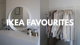 IKEA FAVOURITES FOR A MINIMAL BEDROOM | Haley Estrada