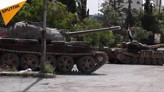 ساعات قليلة أمام quotداعشquot لمغادرة جنوب دمشق وصعوبات في اختيار وجهتهم ...