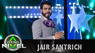 'Cucurrucucú Paloma' - Jair Santrich - Semifinal | A otro Nivel