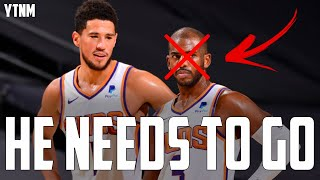 The Suns HAVE TO Get Rid Of Chris Paul To Save Their Future... | Your Take, Not Mine