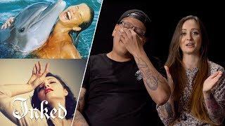 Craziest Client Stories #8 | Tattoo Artists Answer