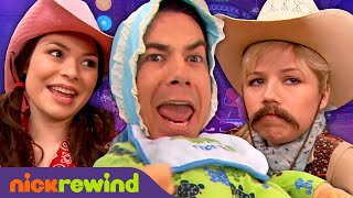 BABY SPENCER! + the Best Webcasts from iCarly!