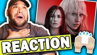 Christina Aguilera ft. Demi Lovato - Fall In Line [REACTION]
