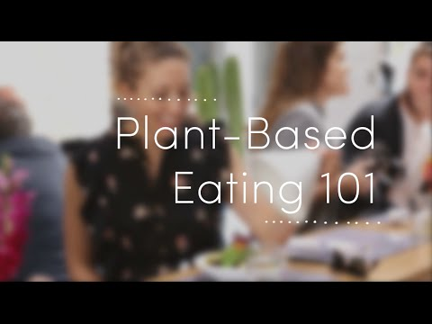 Miranda Hammer | Plant-Based Eating 101