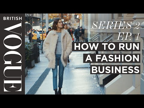 How to Run a Fashion Business with Alexa Chung