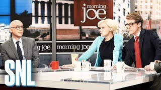 Morning Joe Michael Wolff Cold Open - SNL
