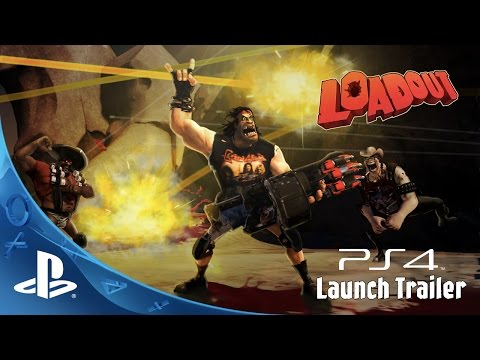 Loadout | PS4™ - PlayStation® Trailer