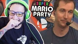 James reacts to Nintendo's E3 2018 • SALTY NATE, MARIO PARTY & SMASH ULTIMATE • Highlights