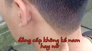 Thợ cắt tóc đẳng cấp không kể nam hay nữ