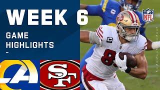 Rams vs. 49ers Week 6 Highlights   NFL 2020