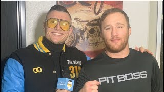 Justin Gaethje Weighs in on Khabib's Fighting Future