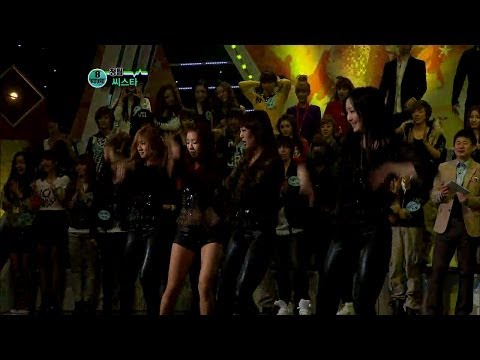 【TVPP】SISTAR - Tell Me, 씨스타 - 텔 미 @ Star Dance Battle