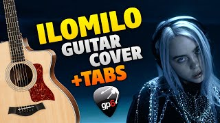 Billie Eilish - ilomilo. Fingerstyle Guitar Tabs