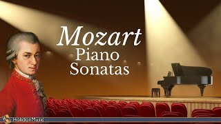 Mozart - Piano Sonatas
