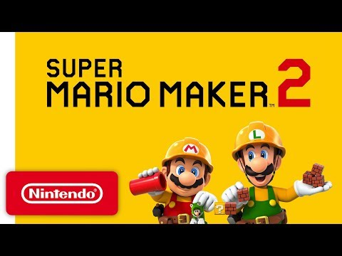 video Super Mario Maker 2