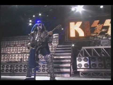 Kiss - Hot and Cold