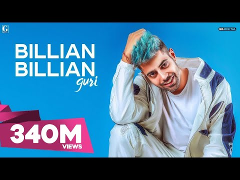 GURI : Billian Billian (Official Video) Sukhe - Satti Dhillon