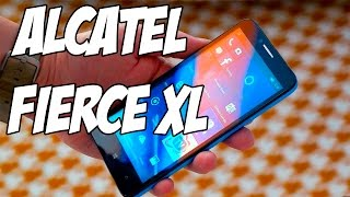 Video Alcatel OneTouch Fierce XL (Windows) AjNhSGsYfsU