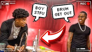 COREY TALKS TRASH TO YUNGEEN ACE !