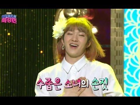 【TVPP】BTOB - NoNoNo (Apink), 비투비 - 노노노 여장(에이핑크) @ 2014 Star Similar Figures