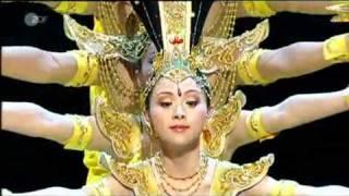 Video La danza delle mille mani