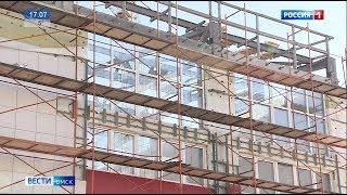 Школа в микрорайоне Амурский-2 должна быть сдана не позднее 1 ноября 2020 года