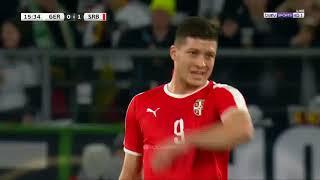 Luka Jović vs Germany Friendly 20 03 2019 HD