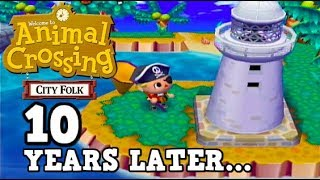 Animal Crossing: City Folk... 10 YEARS LATER