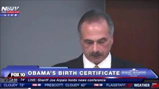 Proof that Obama's birth certificate was fake  Document comparison, analysis