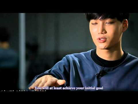 [Eng subbed] 140216 Special Documentary EXO Kai Full Cut
