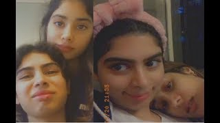 This is how Janhvi Kapoor is 'annoying' sister Khushi duri..