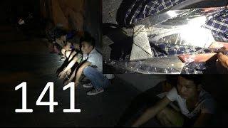 """NK141 tập 190: Chuẩn bị chém nhau thì bị 141 """"quây"""""""