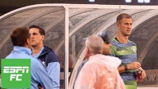 What happened to Joe Hart? | ESPN FC
