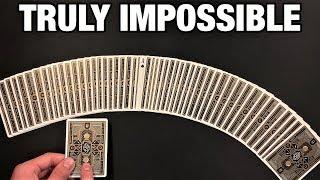 The Best NO SETUP Go To Card Trick EVER MADE!