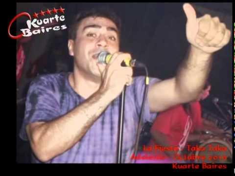 KB - La Fiesta - El Baile del Taka Taka Adelanto // KUARTE BAIRES