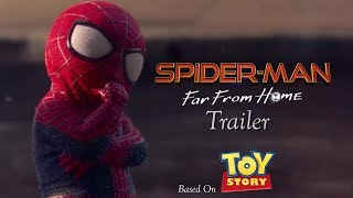 SPIDER-MAN: FAR FROM HOME - New Story Trailer (2019)