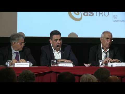 Giorgio Pastorino (Sts-Fit) al convegno As.Tro di Milano