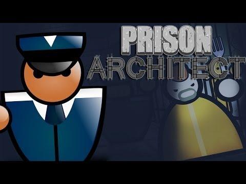 JACK'S JAIL | Prison Architect - Part 1