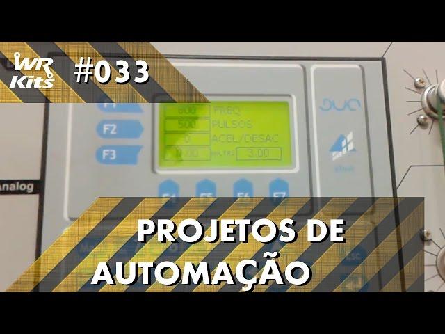 CONTROLE DE MISTURADOR DE LÍQUIDOS COM CLP ALTUS DUO | Projetos de Automação #033