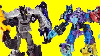 Transformers Generations Combiner Force Menasor, Transformers Robots in Disguise Menasor Robots
