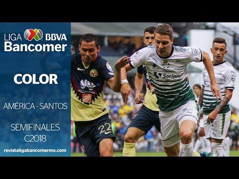 America De Mexico vs Santos Laguna