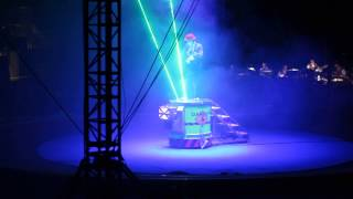 Ringling Bros Circus_Laser Light Show_Part 16