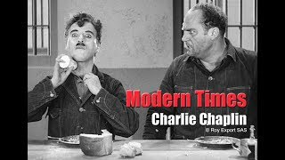"Charlie Chaplin - Smuggled ""Nose Powder"" - Modern Times"