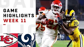 The Greatest Regular Season Game of All Time? | Chiefs vs. Rams 2018