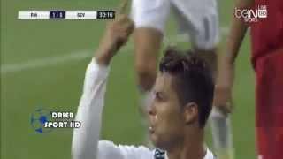 اهداف مباراة ريال مدريد واشبيلية 2-0 [ نهائي كأس السوبر الاوروبي 2014] تعليق عصام الشوالى